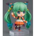 Фигурка Nendoroid Co-de — Hatsune Miku -Project DIVA- Arcade Future Tone — Hatsune Miku — Sweet Pumpkin Co-de