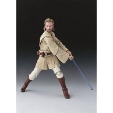 Фигурка Star Wars — Obi-Wan Kenobi — S.H.Figuarts — Attack of the Clones