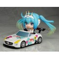 Лимитированная эксклюзивная фигурка Nendoroid — GOOD SMILE Racing — Vocaloid — Hatsune Miku — Racing 2015