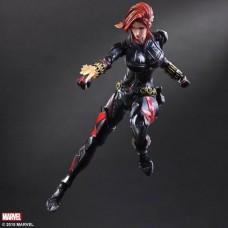 Фигурка Avengers — Black Widow — Play Arts Kai