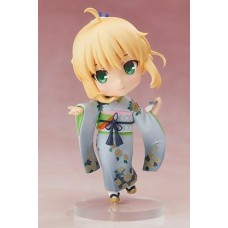Лимитированная фигурка Fate/Stay Night Unlimited Blade Works — Saber — Chara-Forme Plus — Kimono ver.