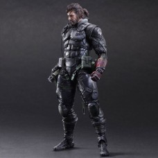 Фигурка Metal Gear Solid V: The Phantom Pain — Naked Snake — Play Arts Kai — Sneaking Suit ver.