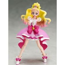 Фигурка Go! Princess Precure — Cure Flora — Miss Shamour — S.H.Figuarts