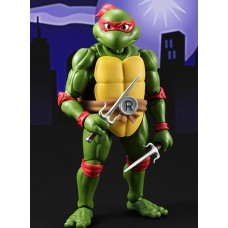 Фигурка Teenage Mutant Ninja Turtles — Raphael — S.H.Figuarts — 1987