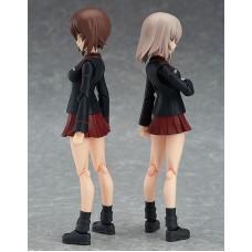 Фигурка Figma — Girls und Panzer — Nishizumi Maho — Itsumi Erika