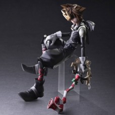 Фигурка Kingdom Hearts II — Sora — Kingdom Hearts II Play Arts Kai — Play Arts Kai — Halloween Town Version