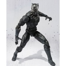 Фигурка Captain America: Civil War — Black Panther — S.H.Figuarts