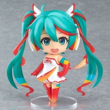 Лимитированная фигурка Nendoroid — GOOD SMILE Racing — Hatsune Miku — Racing 2016