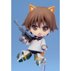 Фигурка Nendoroid — Strike Witches 2 — Miyafuji Yoshika — Shinden ver.