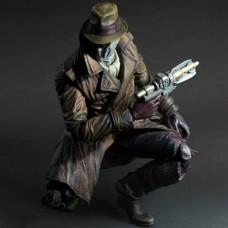 Фигурка Watchmen — Rorschach — Play Arts Kai