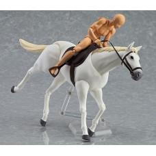 Лимитированная эксклюзивная фигурка Figma — Figma Plus — Horse — White