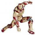 Фигурка Iron Man 3 — Iron Man Mark XLII — Revoltech — Revoltech SFX