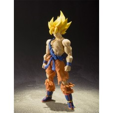 Фигурка Dragon Ball Z — Son Goku SSJ — S.H.Figuarts — Super Warrior Awakening Ver.