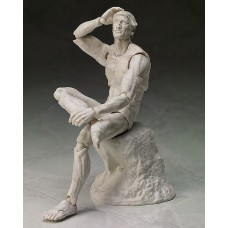 Фигурка Figma — The Table Museum — The Thinker — Plaster Ver.