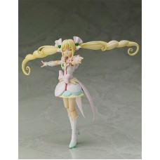 Лимитированная эксклюзивная фигурка Precure All Stars New Stage — Cure Echo — EnEn — Fuu-chan — Gureru — S.H.Figuarts