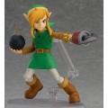Фигурка Figma — Zelda no Densetsu: Kamigami no Triforce 2 — Baby Maimai — Link DX Edition