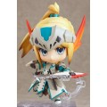 Фигурка Nendoroid — Monster Hunter — Female Swordsman Bario X Edition