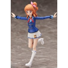 Лимитированная фигурка Aikatsu! — Oozora Akari — S.H.Figuarts — DX set Winter Uniform ver.