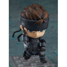 Фигурка Nendoroid — Metal Gear Solid — Solid Snake