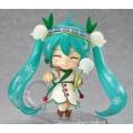 Фигурка Nendoroid — Vocaloid — Hatsune Miku — Rabbit Yukine — Snow 2015 Snow Bell Ver.