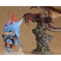 Фигурка Nendoroid — Monster Hunter — Hunter: Male Swordsman Lagia X Edition
