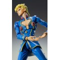 Фигурка Jojo no Kimyou na Bouken — Ougon no Kaze — Giorno Giovanna — Super Action Statue — Second