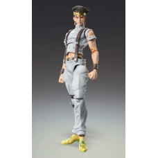 Фигурка Diamond wa Kudakenai — Jojo no Kimyou na Bouken — Kishibe Rohan — Super Action Statue — Ver.3