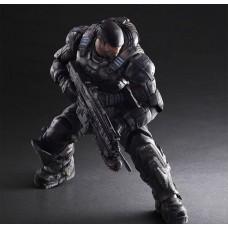 Фигурка Gears of War — Marcus Fenix — Play Arts Kai