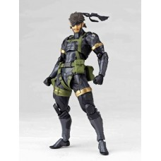 Фигурка Revoltech — Metal Gear Solid Peace Walker — Naked Snake