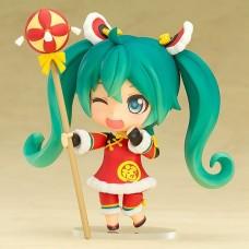 Лимитированная фигурка Nendoroid — Vocaloid — Hatsune Miku — Lion Dance Ver.
