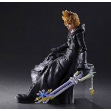 Фигурка Kingdom Hearts II — Roxas — Play Arts Kai — -Organization XIII ver.-