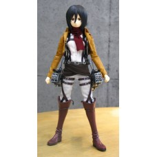 Фигурка Real Action Heroes — Shingeki no Kyojin — Mikasa Ackerman