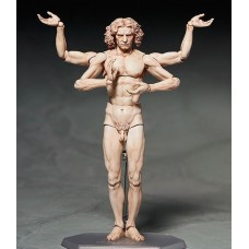 Фигурка Figma — The Table Museum — Vitruvian Man