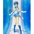Лимитированная фигурка Bishoujo Senshi Sailor Moon SuperS — Super Sailor Mercury — S.H.Figuarts