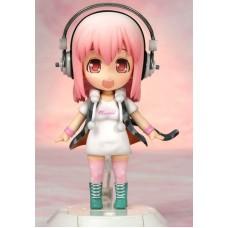 Фигурка SoniComi — Sonico — Nanorich — Voice Collection — Sonikomi Yoroshiku Onegai Shimau ver. Tiger Parka ver.