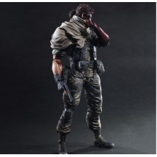 Фигурка Metal Gear Solid V: The Phantom Pain — Naked Snake — Play Arts Kai — Venom ver.