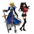 Фигурки Fate/stay night Saber & Rin Tohsaka