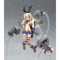 Фигурка figFIX Kantai Collection: Shimakaze Damage ver.