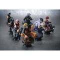 Коллекционный набор статуэток по аниме Naruto