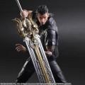 Фигурка Final Fantasy XV Play Arts Kai Gladiolus