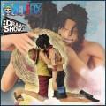 Фигурки One Piece Dramatic Showcase Luffy and Ace