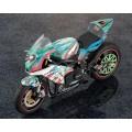 Фигурка мотоцикл: Racing Miku TT Zero 13 Kai