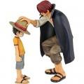 Фигурки One Piece Dramatic Showcase Shanks and Luffy
