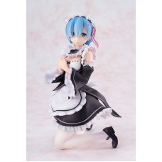 Фигурка Re:ZERO -Starting Life in Another World- Rem 1/8