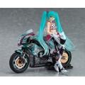 Фигурка figma Racing Miku 2013: + Мотоцикл