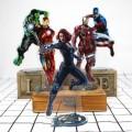 Акриловые фигурки Avengers