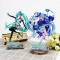 Акриловые фигурки Hatsune Miku