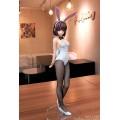 Фигурка Saenai Heroine no Sodatekata: Katou Megumi 1/4 - Bunny Ver.