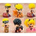 Набор фигурок Petit Chara Land: Naruto Uzumaki