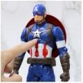 Подвижная фигурка Капитан Америка (со звуком)